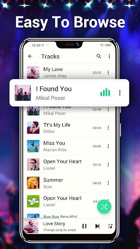 Music Player - MP3 Player  Screenshots 5