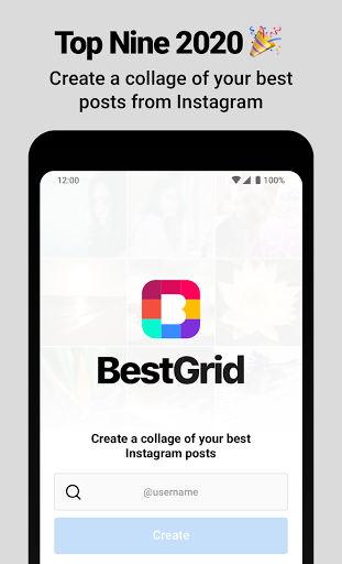 Best Grid - Top Nine Collage for Instagram  Screenshots 1