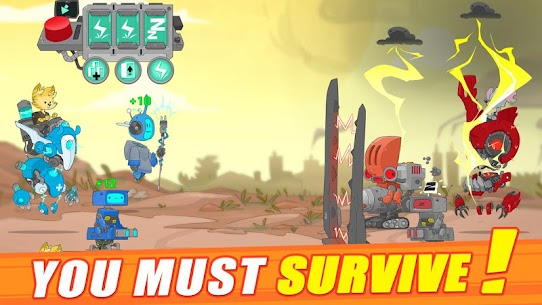 Robot Fighter : Epic Battles Hack Online [Android & iOS] 3