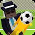 Straight Strike - 3D soccer shot game