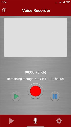 voice recorder screenshot 8