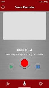voice recorder – pro recorder 8