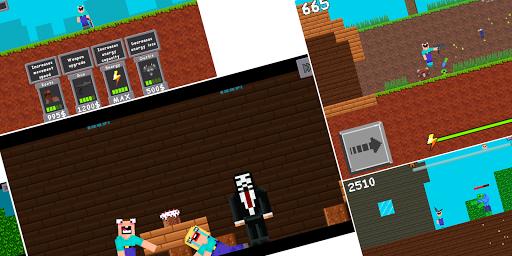 Noob vs Pro vs Hacker 3: Tsunami of Love 2.0 screenshots 1
