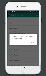 Change Languages 1.1.0 Screenshots 5