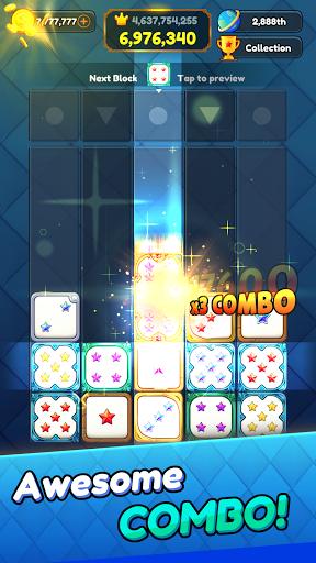Drop Number Dice: Merge Puzzle 2048  screenshots 4