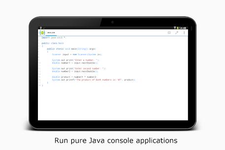 AIDE Mod Apk- IDE for Android Java C++ (Premium Unlocked) 8