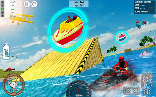 Xtreme Boat Racing 2019: Speed Jet Ski Stunt Games screenshots 18