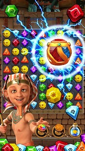 Jewel Ancient 2: lost tomb gems adventure 3