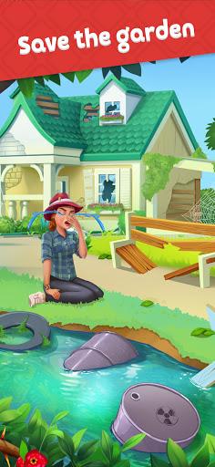 New Garden Match 3 Games Design  screenshots 1