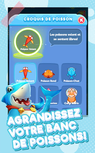 Télécharger Fish Go.io mod apk screenshots 4