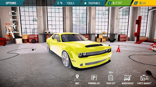 Car Mechanic Simulator 21: repair & tune cars 2.1.13 (Mod Money)