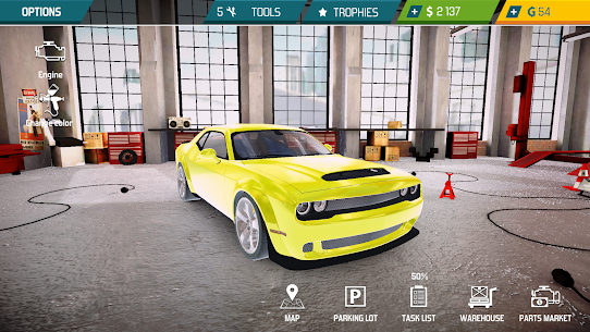 Free Car Mechanic Simulator 21  repair  tune cars 1