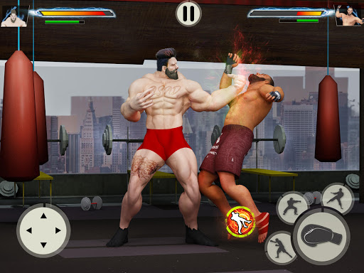 GYM Fighting Games: Bodybuilder Trainer Fight PRO 1.3.7 screenshots 7