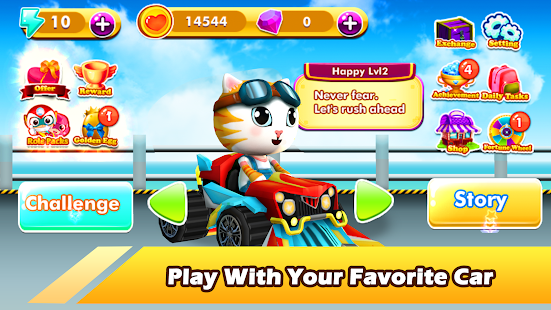 Speed Drifters - Go Kart Racing Screenshot