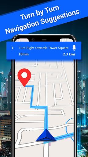 Offline Maps, GPS Navigation & Driving Directions 3.5 Screenshots 5