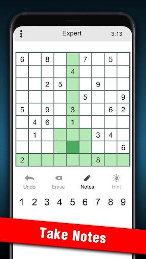 Sudoku 1.2.62 screenshots 5