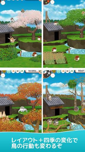 Télécharger とりおっち2 -モフモフな小鳥を集めよう!- mod apk screenshots 4