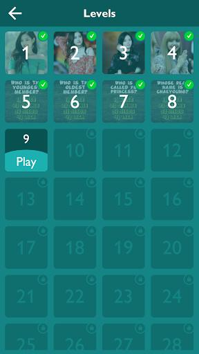 BlackPink Quiz Game 2020 8.3.1z Screenshots 4