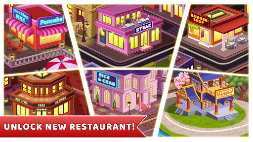Cooking Max - Mad Chefu2019s Restaurant Cooking Game 2.3.2 screenshots 1