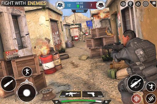 Immortal Squad 3D Free Game: New Offline Gun Games 20.4.5.0 Screenshots 13