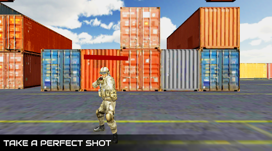 Commando Sniper Shooter – Action FPS Games For Android 5
