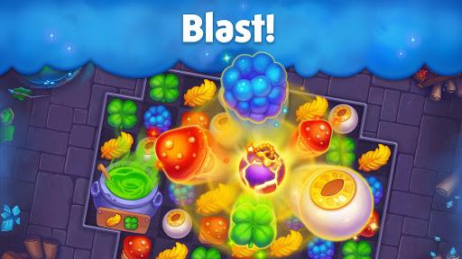Spellmind - Magic Match  screenshots 4