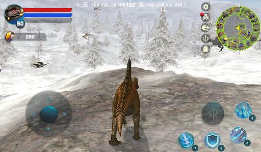 Ouranosaurus Simulator Apkfinish screenshots 13