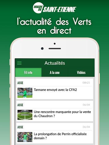 Foot Saint-Etienne modavailable screenshots 6