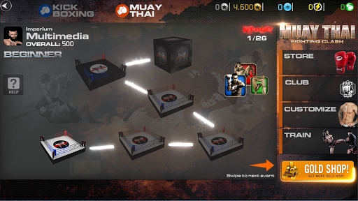 Muay Thai 2 - Fighting Clash  screenshots 5