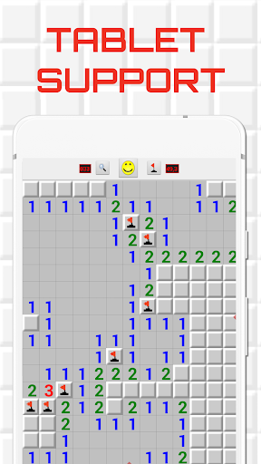 Minesweeper for Android - Free Mines Landmine Game 2.7.6 screenshots 7