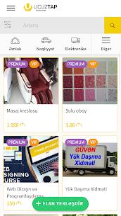 UcuzTap.az – Pulsuz Elanlar & alış-veriş 1