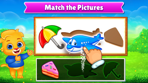 Puzzle Kids - Animals Shapes and Jigsaw Puzzles  screenshots 4