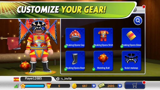 Mobile Soccer  screenshots 5