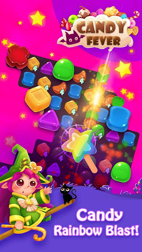 Candy Blast - 2020 Free Match 3 Games apkpoly screenshots 3