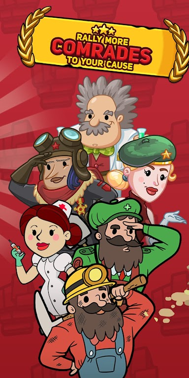 AdVenture Communist: Idle Clicker  poster 14