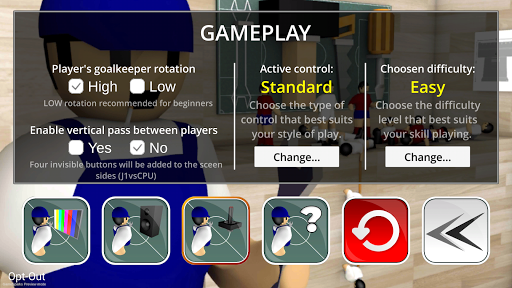 3D Foosball 0.1.57 screenshots 5