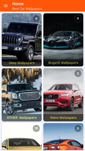 Best Car Wallpapers  screenshots 1