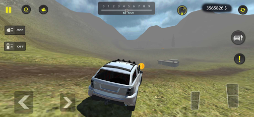 Jeep: Offroad Car Simulator screenshots 18