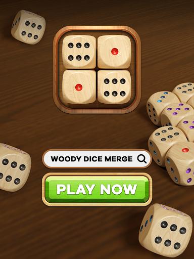Woody Dice Merge Puzzle  screenshots 12