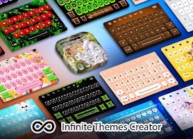 My Photo Keyboard Background- emoji Keyboard Fonts