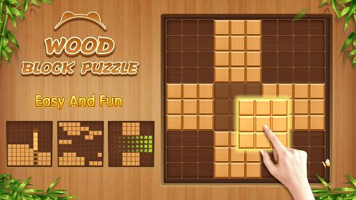 Wood Block Puzzle - Classic Wooden Puzzle Games 1.0.1 screenshots 2