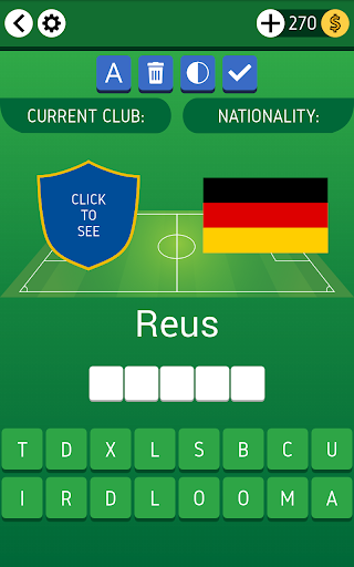 Names of Soccer Stars Quiz 1.1.36 screenshots 9