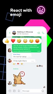 ICQ New Messenger App: Video Calls & Chat Rooms 9.16.1(824729) Mod + APK + Data UPDATED 1
