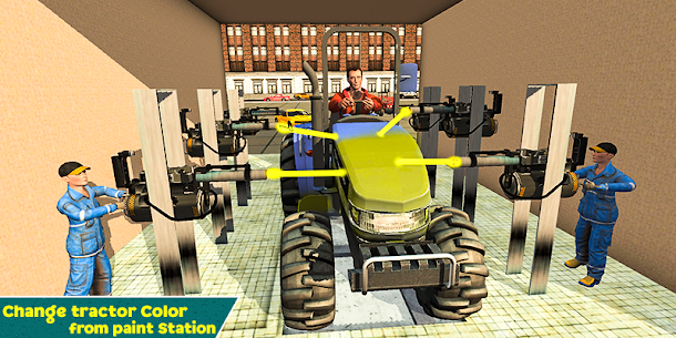 Tractor Wash Service Tractor For Pc, Windows 10/8/7 And Mac – Free Download 2