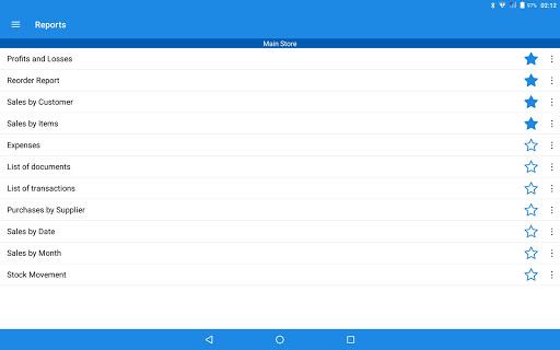 Stock and Inventory Online Apkfinish screenshots 15