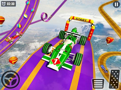 Impossible Formula Jet Car Racing Stunts  screenshots 10