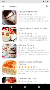 Recipes with cottage cheese