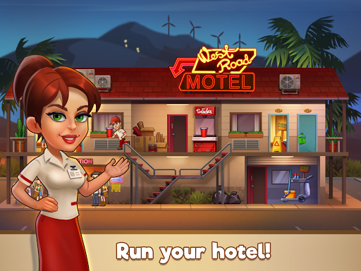 Doorman Story: Hotel team tycoon, time management 1.6.0 screenshots 14