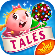App Icon for Candy Crush Tales App in United States Google Play Store
