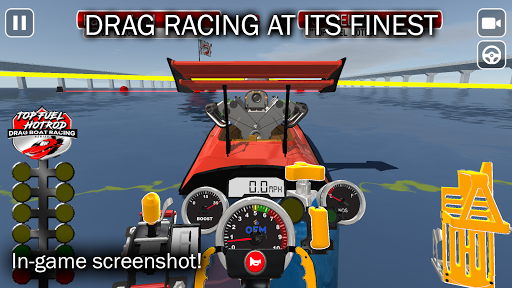 Top Fuel Hot Rod - Drag Boat Speed Racing Game 1.12 screenshots 3